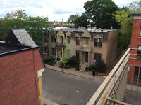2 Months bright and sunny room (Sleep tranquil) (Westmount)