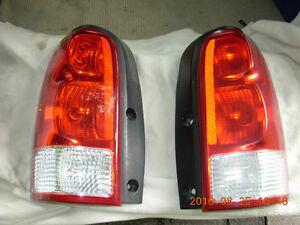 Tail Light Chevrolet Uplander 2005-09