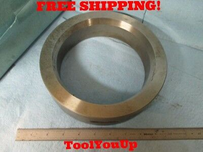 Heat Treated Ring Gage Blank 6.526 Inside Diameter 8.538 Outside Dia 2 Thick