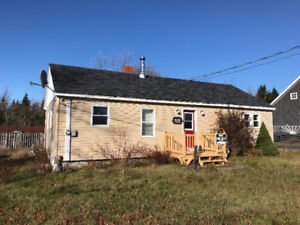 New Price!!  Affordable One Level Home In Blacks Harbour NB