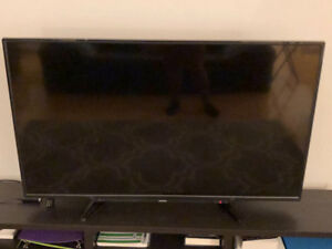 "Toshiba 55"" Tv with TV Stand"