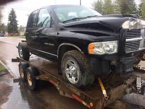 2004 dodge diesel 2wd Transmission 48re
