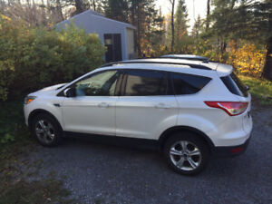 Urgent - Reprise de Bail -  Ford Escape SE 2015