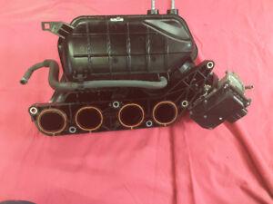 K24 Z7 Honda intake manifold and throttle body
