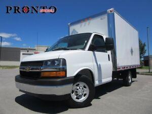 2017 Chevrolet Express 3500 3500 Cube 12 pieds ** Garanite GM **