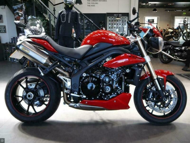 Triumph Speed Triple 1050 Approved Used In York North Yorkshire
