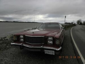 1977 FORD 4 Door LTD 2 Everything Origional.$3800.