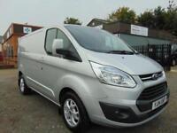 Ford Transit Custom 2.2TDCi ( 155PS ) 270 L1H1 Limited 2014 ( 14 Reg )
