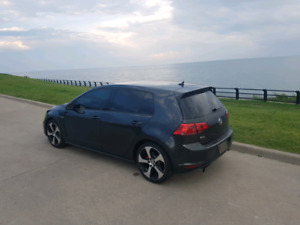 2017 Volkswagen Golf GTI Autobahn Lease Transfer / Takeover