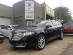 2010 Lincoln MKT AWD - Safetied! FULLY LOADED - $11,999