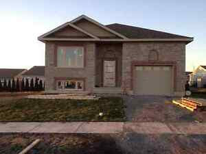 BRAND NEW 3 BDR BANGALOW/ WITH ATTACHED GARAGE Cornwall Ontario image 1