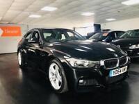 2014 BMW 3 Series 2.0 318d M Sport (s/s) 4dr