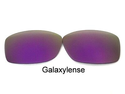 Galaxy Replacement Lenses For Oakley Jupiter Squared Sunglasses Purple Polarize  for sale  Shipping to India