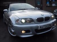 BMW M3 3.2 2dr NAV PETROL SEMIAUTOMATIC 2005/M