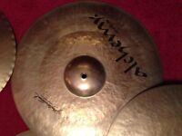 Professional cymbals