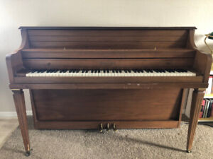 FREE Piano in Good Condition
