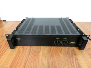 Yamaha 2075 Amplifier (Almost a Bryston 2B)
