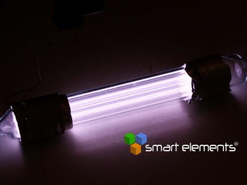 Super bright Deuterium gas spectrum lamp tube 100mm - Gases collection