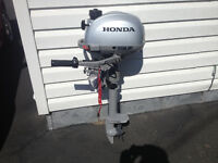 NEW 2.3 HP Honda 4-stroke