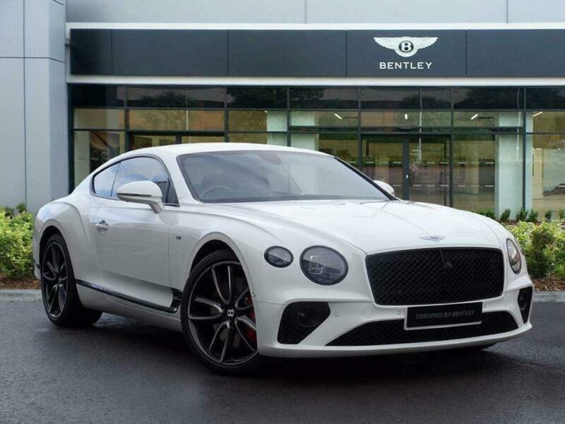 2020 Bentley Continental 4.0 V8 GT Auto 4WD (s/s) 2dr Coupe Petrol Automatic