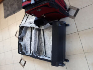 Large suitcases suitable  for suits ECT & carry on bag