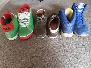 Rush Assorted Mixed Shoes Leather Adidas Nike Under Armour Shoe Regina Regina Area image 6