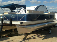 **NEW** 20ft cruise pontoon, on sale!