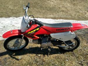 Honda xr 70