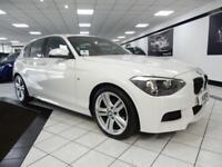 2014 14 BMW 1 SERIES 116D M SPORT AUTO DIESEL