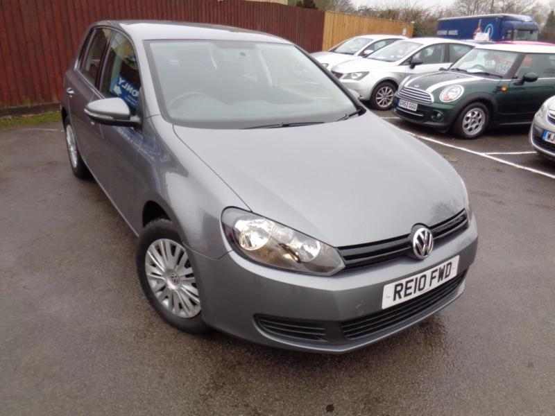 2010 Volkswagen Golf 1.6 TDI ( 105ps ) S