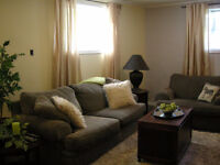 Beautiful Executive one bedroom basement suite