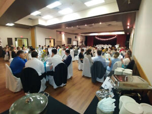 Victorias premier catering business and banquet hall is for sale