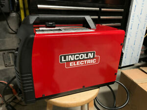Soudeuse multiprocessus Lincoln Electric Power MIG-Pak 140