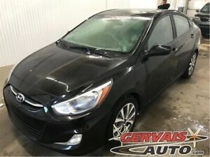 Hyundai Accent SE Toit Ouvrant A/C Mags Bluetooth 2017