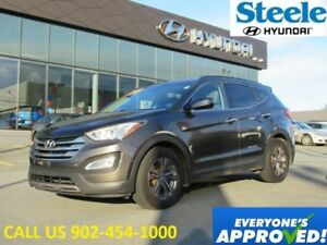 2013 HYUNDAI SANTA FE A/C Bluetooth cruise heated seats great de