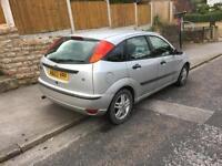 Ford Focus 1.6i 16v Zetec (2003)
