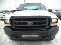 2004 Ford F-250SD  EXTCAB 4X4 LEATHER--ONE OWNER--DRIVES AMAZING