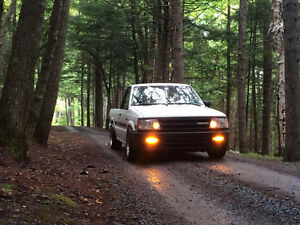 Modified carb'd 1991 Mazda B2200 se5 Pickup Truck