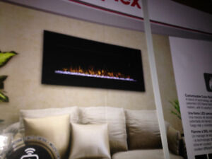 "Simplex ""Nicole"" Wall Mount FIREPLACE"