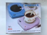 Cup warmer !