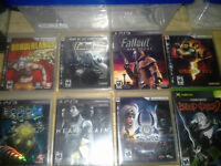 Several Games for Sale