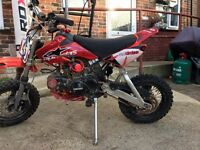 140cc race pit bike! What's for swaps