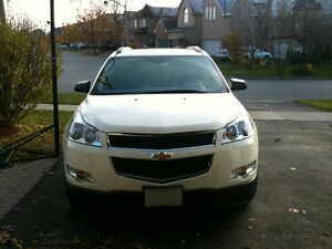 2012 Chevrolet Traverse LS SUV (w/EXTRA PACKAGE)