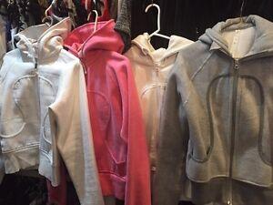 Lulu hoodies