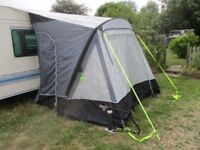 Kampa Rapid 260 air porch awning