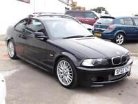 BMW 330 3.0 Auto 2002 Ci Sport, 74 000 Miles, FSH, 6 Months AA Warranty