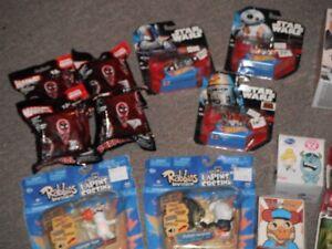 Lot de jeux jouets neuf et usagés Disney Lego Star Wars Funko