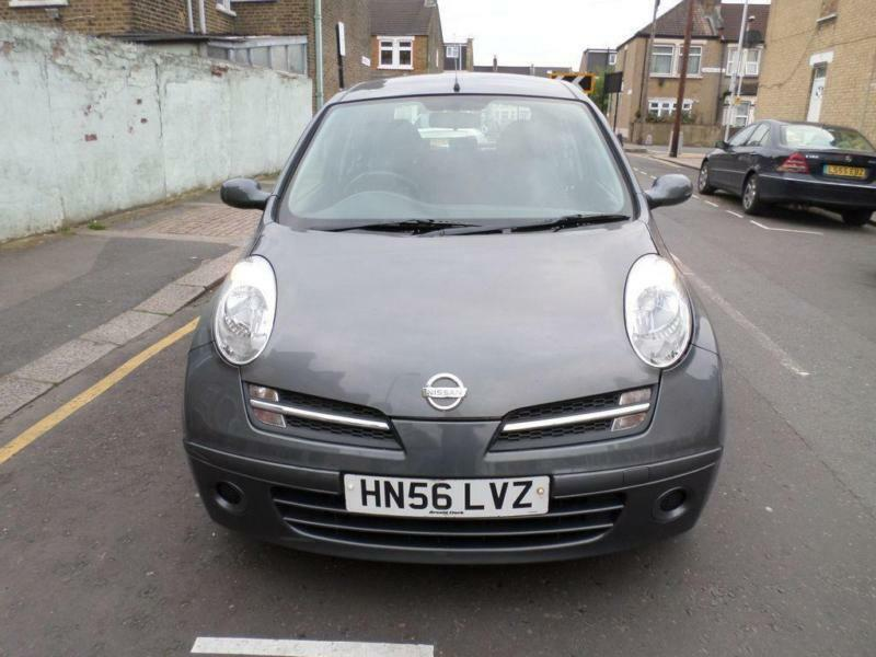 2006 nissan micra 1 2 spirita 5dr auto in forest gate london gumtree. Black Bedroom Furniture Sets. Home Design Ideas