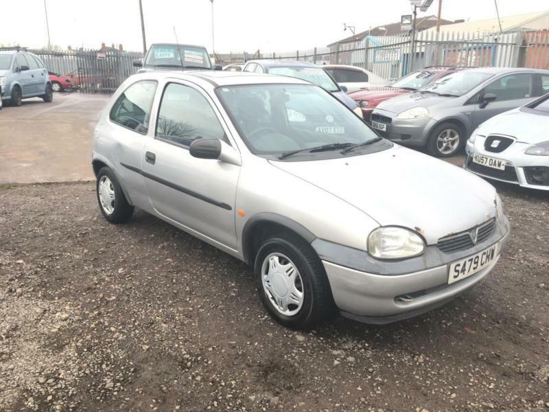 1998 s vauxhall opel corsa 1 2 16v ltd edn auto breeze long mot excellent runner in small. Black Bedroom Furniture Sets. Home Design Ideas