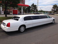 2005 Lincoln Town Car -ECB limo for sale